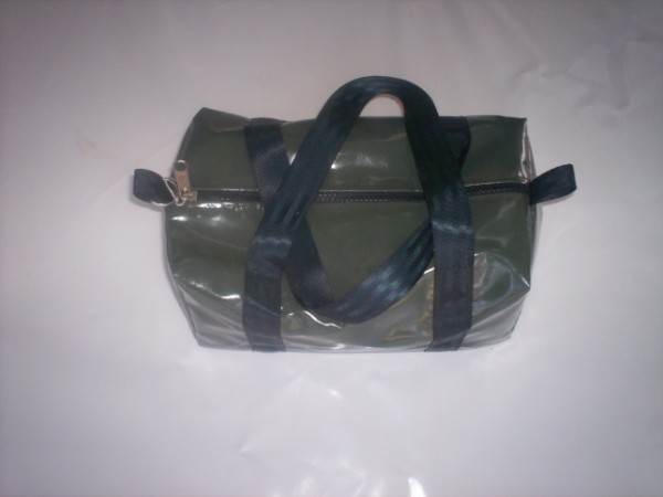 PVC Overnight Bag