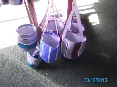 PVC Peg Bags